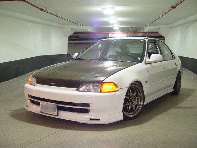 FS: 93 Honda Civic 4-Door with JDM goos